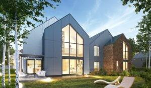 Habitat Wilanów - dom na sprzedaż
